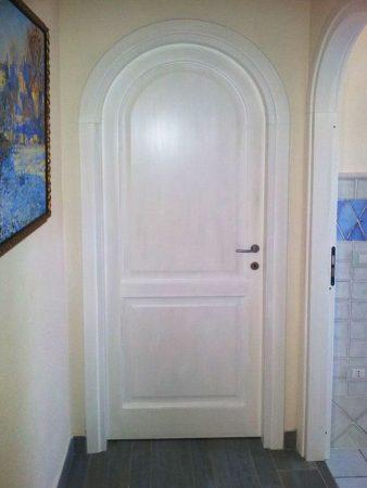 Porta ad arco falegnameria fratelli floris villasimius - Porte con arco ...
