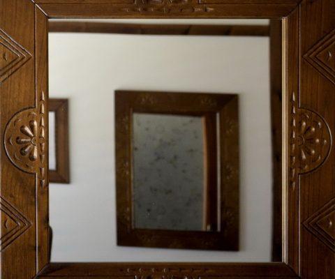 Specchio Castagno