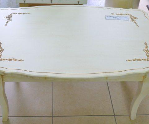 Tavolino anticato