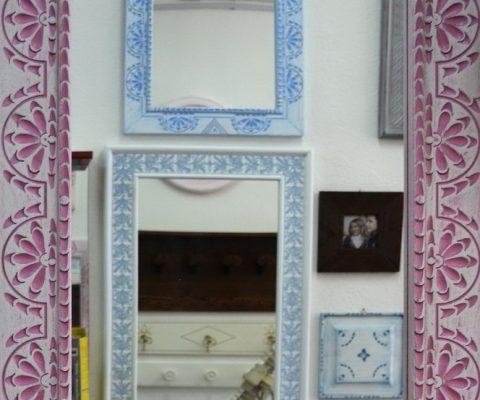 Specchio decapè